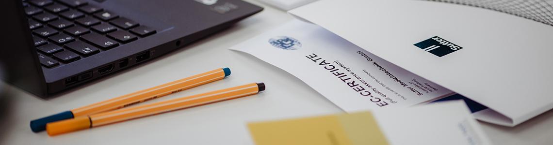Audit-Zertifikat